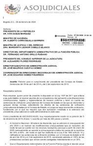 SOLICITUD DE CUMPLIMIENTO PRIMA ESPECIAL 30%