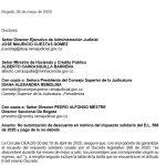 NO AUTORIZACIÓN DE DESCUENTO EN NÓMINA DEL IMPUESTO SOLIDARIO DEL D.L. 568 DE 2020 Y PAGO DE LO NO DEBIDO